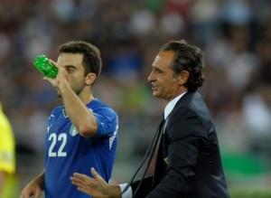 Prandelli e Giuseppe Rossi