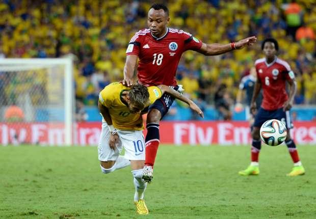 Fallo su Neymar