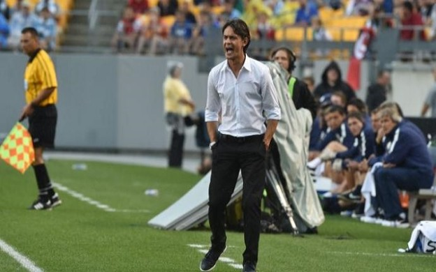 Inzaghi Guinness Cup 2014