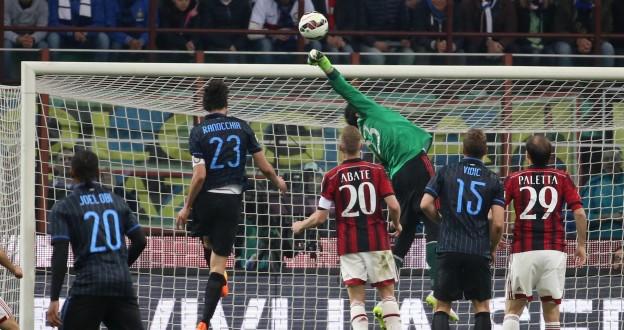 Soccer; Serie A; Inter-Milan